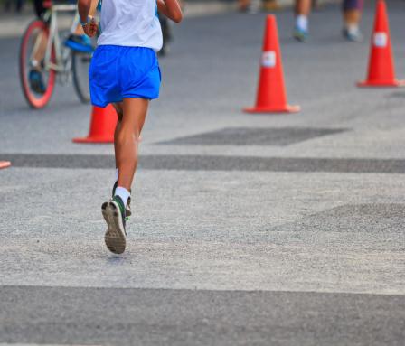 Gender differences in marathon running