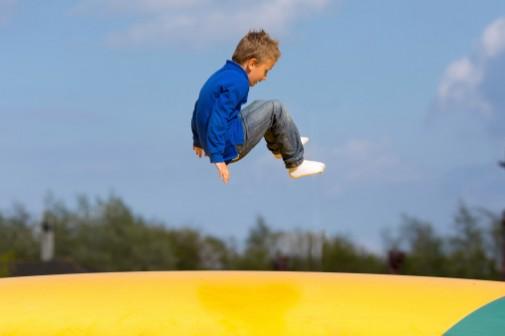 Dangers of trampolines