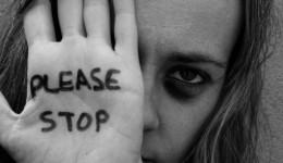 Domestic abuse victims don't deserve blame
