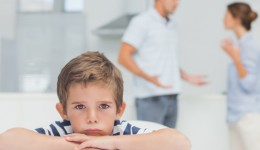 Fighting parents stall children's emotions