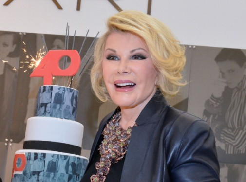 Joan Rivers' condition raising questions on life support