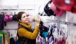 True or False: Wearing a bra can increase your breast cancer risk