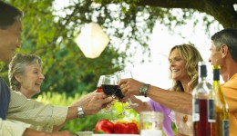 Alcohol could improve memory among seniors