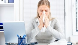 Do you go to work when you are sick?