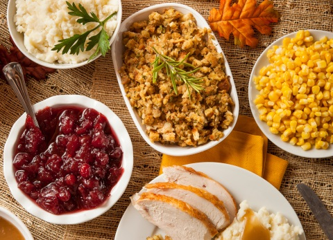 Have yourself a healthy Thanksgiving