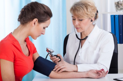 Lifestyle education helps young adults manage blood pressure