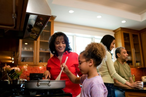 Cooking classes positively impact kids' food choices
