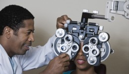 Diabetes and vision loss