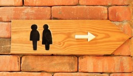 Just how 'germy' are public restrooms?