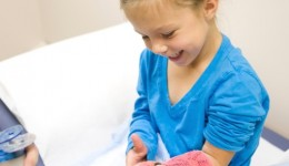 New treatment for childhood broken bones?