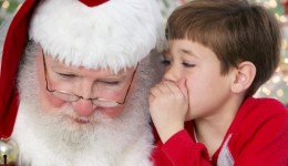 How to talk to your child about Santa Claus