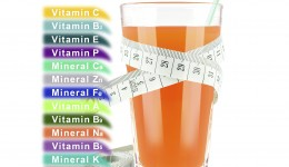 How healthy are vitamin drinks?