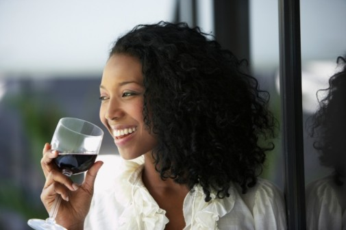 Can drinking red wine burn fat?