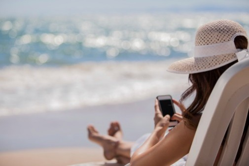 Text reminders could prevent skin cancer