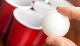 Can beer pong make you sick?