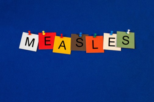 Increased risk of measles for kids with cancer