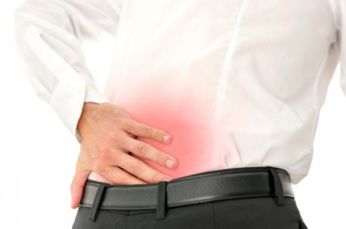 Lifestyle choices linked to back pain