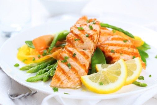 Pescatarian diet cuts risk of colon cancer