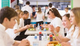 Skipping lunch – not just for adults these days