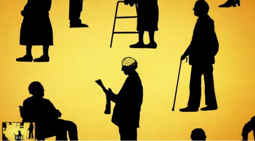 Watch Alzheimer's path of destruction