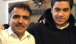 Gun violence survivor runs strong in son's memory