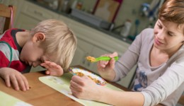 Helping picky eaters make healthy choices