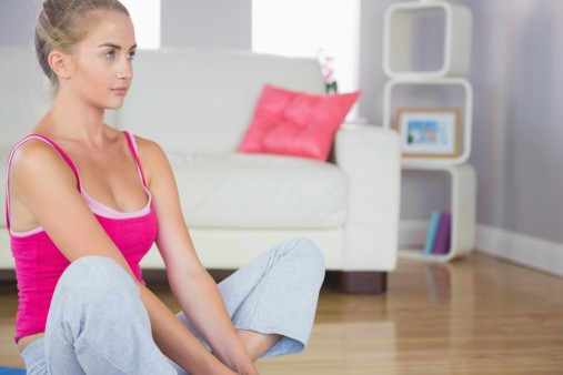 6 minutes of yoga for a better night's sleep | My Site health enews