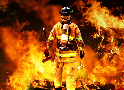 Firefighters face bigger health threat than flames