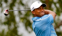 Tiger Woods sheds light on stuttering