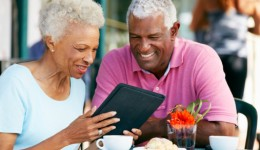Tech savvy seniors taking charge of their health online
