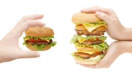 Infographic: 4 tips to combat portion distortion