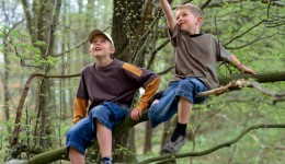 Can kids benefit from risky play?