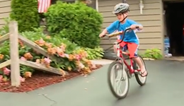Inspiring Kids: Trevor's Story
