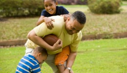 A link between fatherhood and weight gain