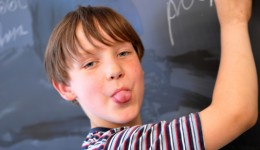 Kids' misbehavior may pay off later in life