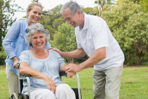 Seniors may overestimate their mobility