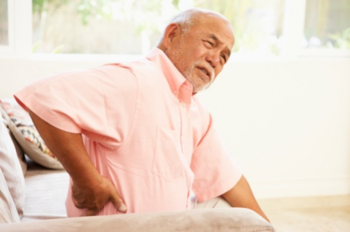 Do injections for back pain only offer temporary relief?