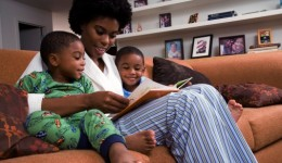 Brainy benefits of reading to your kids