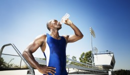 Are athletes drinking too much water?