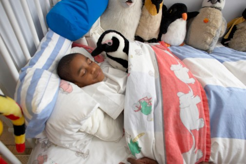 Help kids get a good night's sleep