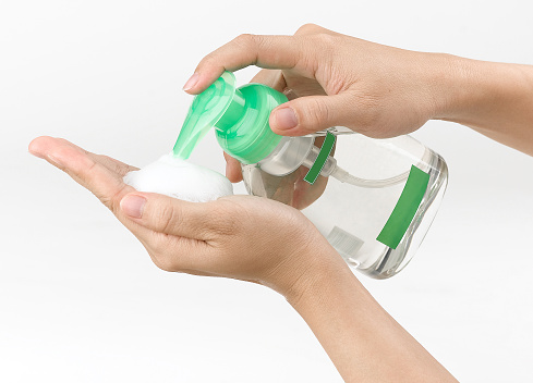 Is antimicrobial soap better at killing germs?