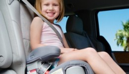Has your child's booster seat been inspected?