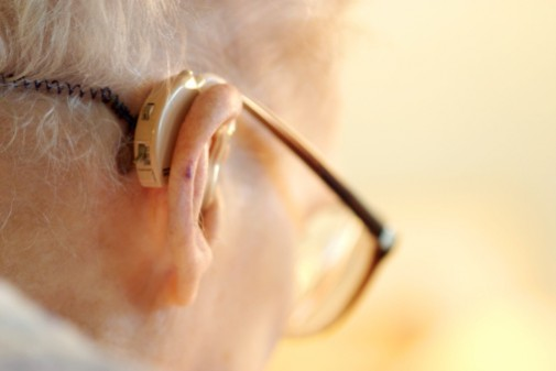 Is hearing loss linked to earlier death?