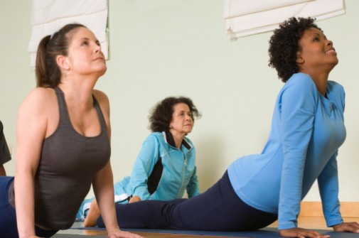 Inverted yoga poses are good for mind and body