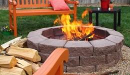 How to keep children safe around bonfires