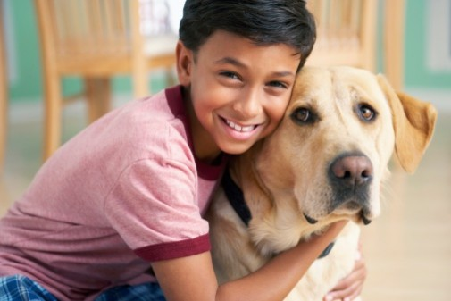 Pets may decrease asthma risk in kids