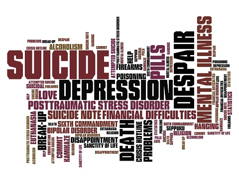 Depression symptoms may look different in men