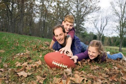 Safety tips for Turkey Bowl football fun