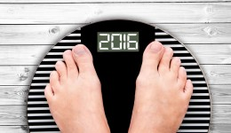 A different take on New Year's weight loss resolutions