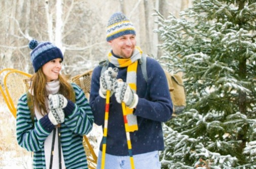 9 outdoor sports to try this winter